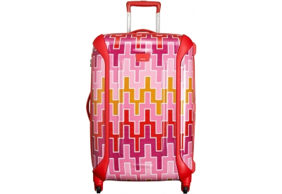 Tumi - 28025 PINK CHEVRON - Checked Luggage