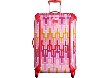 Tumi - 28027 PINK CHEVRON - Checked Luggage