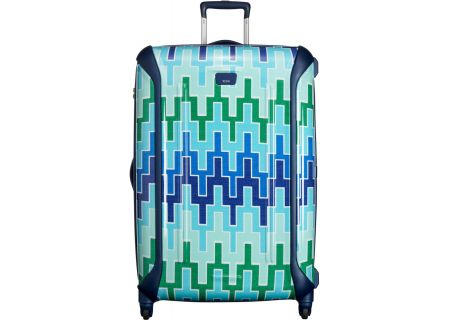 Tumi - 28029 BLUE CHEVRON - Checked Luggage