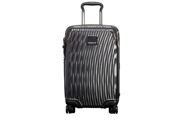 Tumi Latitude Black International Carry-On - 0287660D