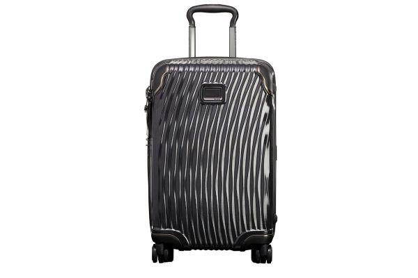 Large image of TUMI Latitude Black International Carry-On - 0287660D