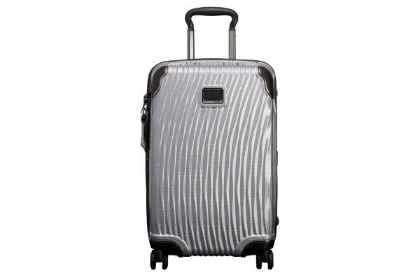 Large image of TUMI Latitude Silver International Carry-On - 0287660SLV