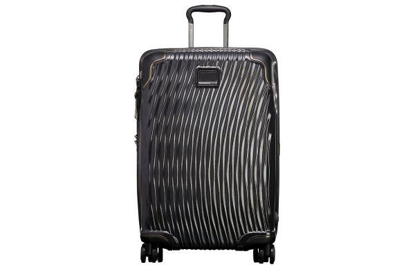 Tumi Latitude Black Short Trip Packing Case - 0287664D