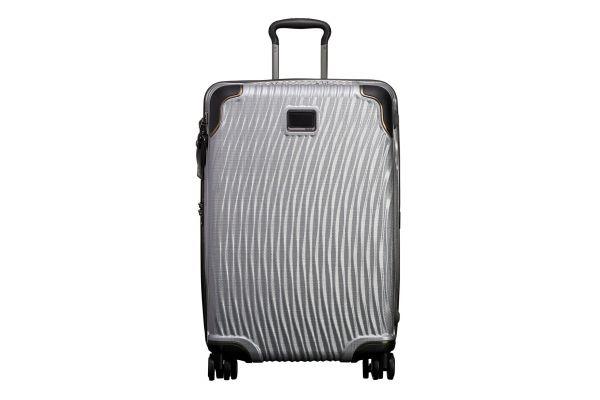 Large image of TUMI Latitude Silver Short Trip Packing Case - 0287664SLV