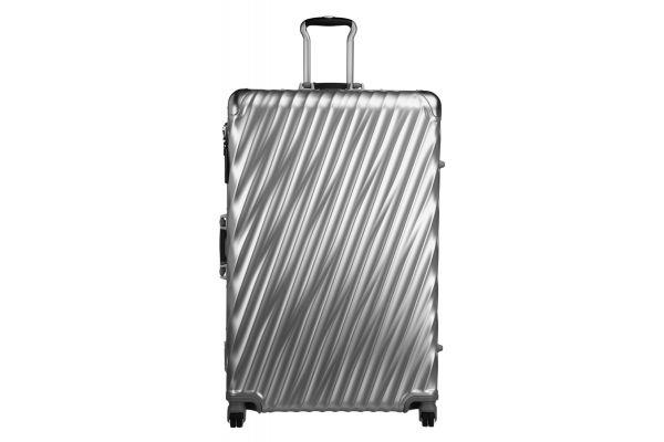 Large image of TUMI 19 Degree Aluminum Silver Worldwide Trip Packing Case - 036847SLV2