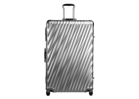 Tumi 19 Degree Aluminum Silver Worldwide Trip Packing Case - 036847SLV2