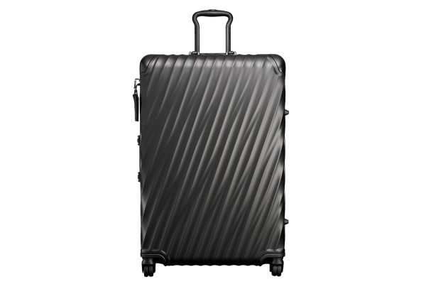 Tumi 19 Degree Aluminum Matte Black Extended Trip Packing Case - 36869-MD2
