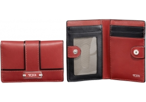 Tumi - 41114 SANGRIA - Women's Wallets