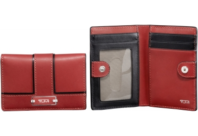 Tumi - 41114 SANGRIA - Womens Wallets