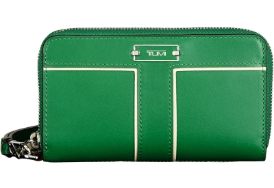 Tumi - 41193 KELLY GREEN - Womens Wallets