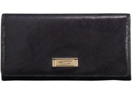 Tumi - 41719 BLACK - Womens Wallets