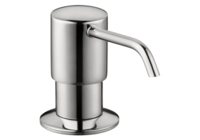 Hansgrohe - 04249800 - Built-In Soap and Lotion Dispensers
