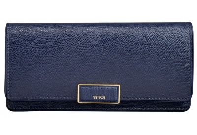 Tumi - 43302-MOROCCAN BLUE - Womens Wallets