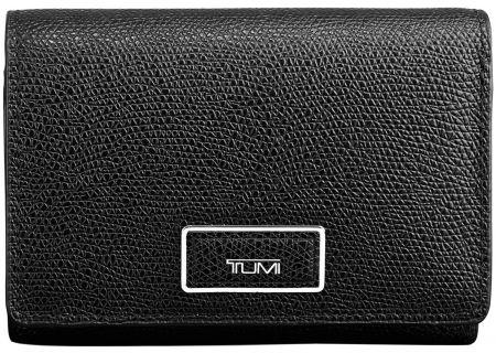 Tumi - 43305-BLACK - Womens Wallets