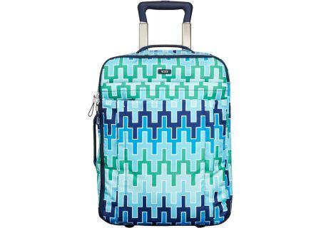Tumi - 481600 BLUE CHEVRON - Carry-On Luggage