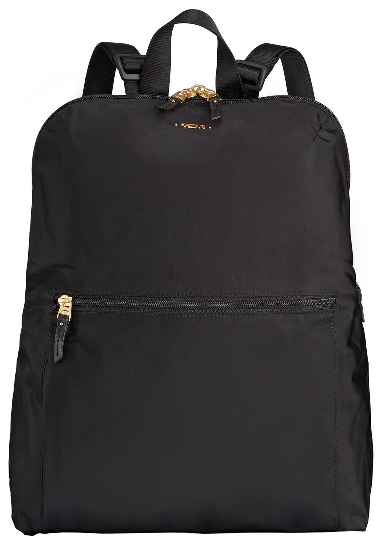 Tumi Voyageur Black Just In Case Travel Backpack - 0481853D