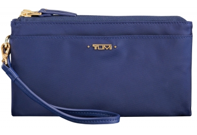 Tumi - 481891-MOROCCAN BLUE - Womens Wallets
