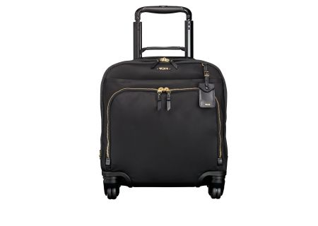 Tumi - 484622 - BLACK - Carry-On Luggage