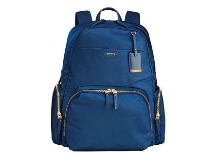 Tumi Voyageur Ocean Blue Calais Backpack - 99549-1621
