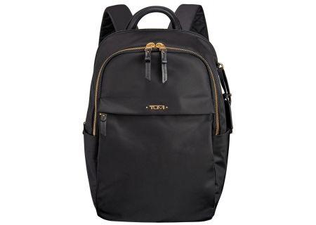 Tumi Voyageur Daniella Small Backpack - 484720 - BLACK