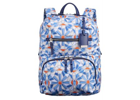 Tumi - 484758-CAYENNE TILE PRINT - Backpacks
