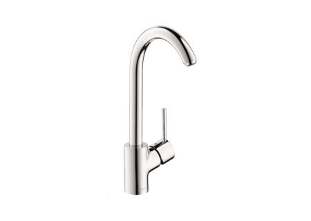 Hansgrohe Talis S Polished Chrome Spray Kitchen Faucet  - 04870000