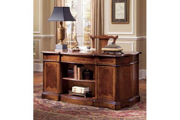 """Large image of Hooker Furniture Home Office Belle Grove 60"""" Desk - 060-10-460"""