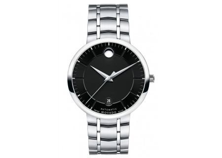 Movado 1881 Stainless Steel Swiss Automatic Mens Watch - 0606914