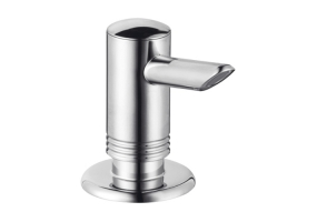 Hansgrohe - 06328860 - Built-In Soap and Lotion Dispensers