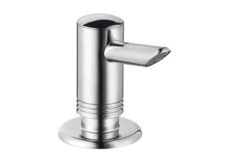 Hansgrohe - 06328860 - Built-In Soap & Lotion Dispensers