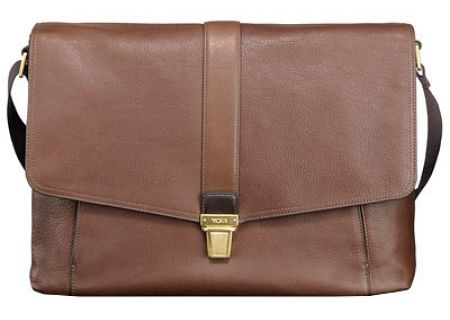 Tumi - 68570 BROWN - Messenger Bags