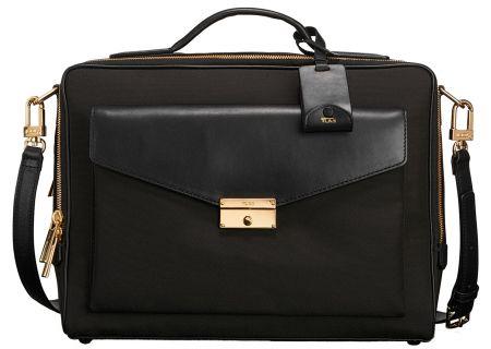 Tumi - 73616-BLACK - Briefcases