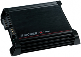 Kicker - 08DX2004 - Car Audio Amplifiers