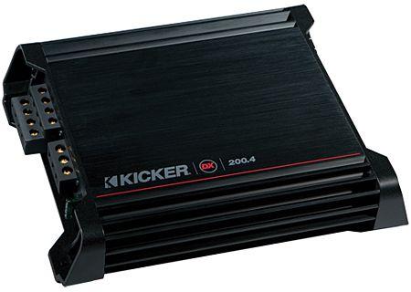 Kicker - 08DX2004 - Car Audio Amplifiers