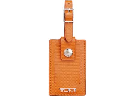 Tumi - 92172 ORANGE - Luggage Tags & Tumi Accent Kits