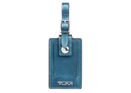 Tumi - 92172 PEACOCK - Luggage Tags & Tumi Accent Kits