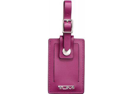 Tumi - 092172PUR - Luggage Tags & Tumi Accent Kits