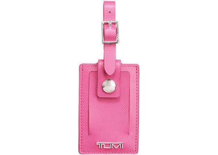 Tumi - 92172 RASPBERRY - Luggage Tags & Tumi Accent Kits