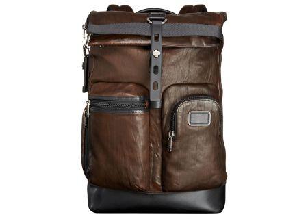 Tumi - 92388 - DARK BROWN - Backpacks