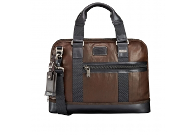 Tumi - 92610 - DARK BROWN - Briefcases