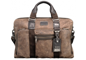 Tumi - 092611DH2 BROWN - Business Cases