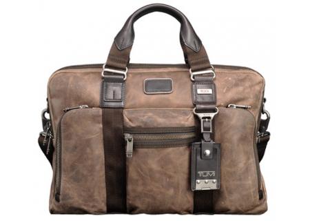 Tumi - 092611DH2 BROWN - Briefcases