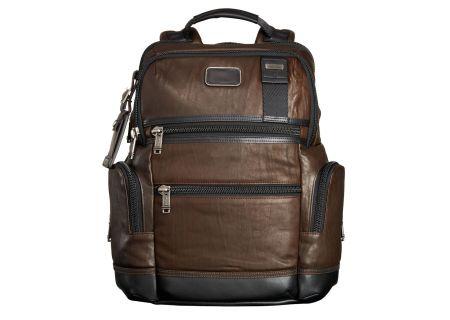 Tumi - 92681 - DARK BROWN - Backpacks