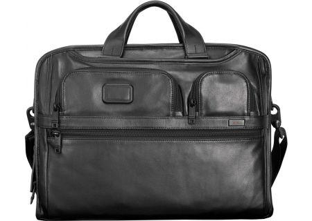 Tumi - 096114 BLACK - Briefcases