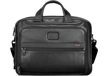 Tumi - 096132 BLACK - Briefcases