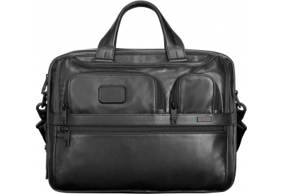 Tumi - 096141 BLACK - Briefcases