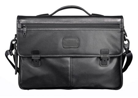 Tumi - 096167 BLACK - Briefcases