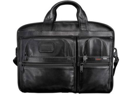 Tumi - 96516 BLACK - Briefcases