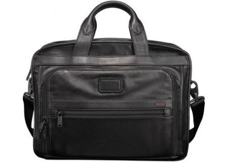 Tumi - 96531 BLACK - Briefcases