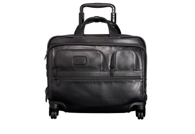 Tumi - 96627 - Black - Briefcases